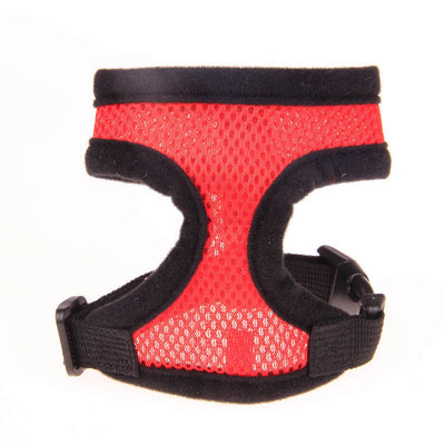 paw prime Red-Black Edge / L Paw Prime's Harnesses