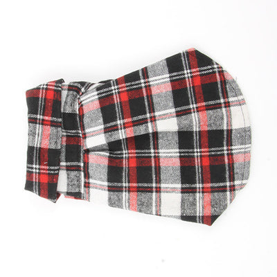 paw prime Red / L Plaid Button Shirt's