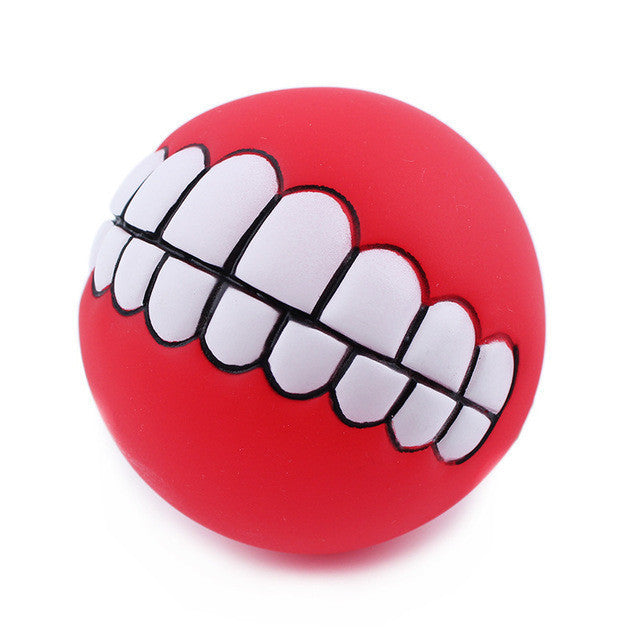 Teeth Dog Ball