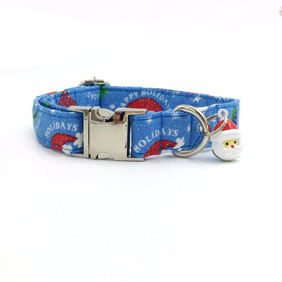 Paw Prime Santa / XS Winter Collar Collection
