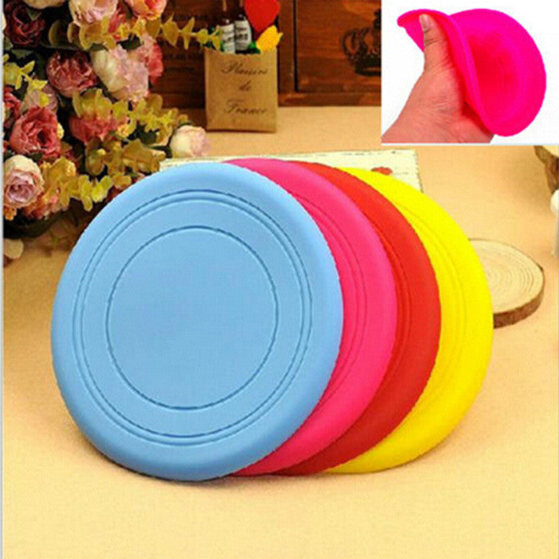 Tooth Resistant Frisbee