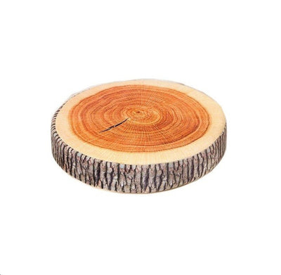 paw prime Tree Stump / 50cmx50cmx5.5cm Fruit Pet Beds