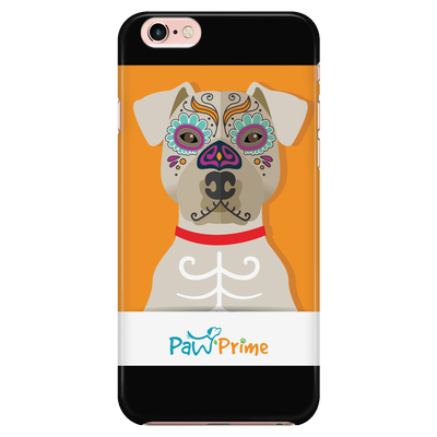 teelaunch Phone Cases iPhone 6/6s Colorful Pit Bull Phone Case