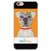 teelaunch Phone Cases iPhone 6 Plus/6s Plus Colorful Pit Bull Phone Case
