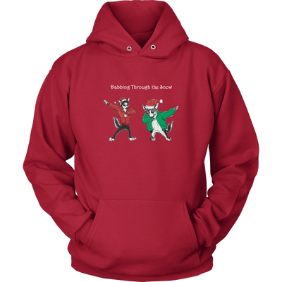 teelaunch T-shirt Unisex Hoodie / Red / S Holiday Hoodie Sweater
