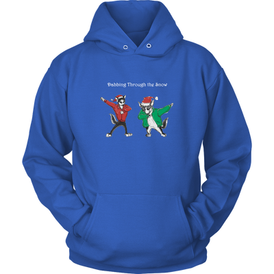 teelaunch T-shirt Unisex Hoodie / Royal Blue / S Holiday Hoodie Sweater