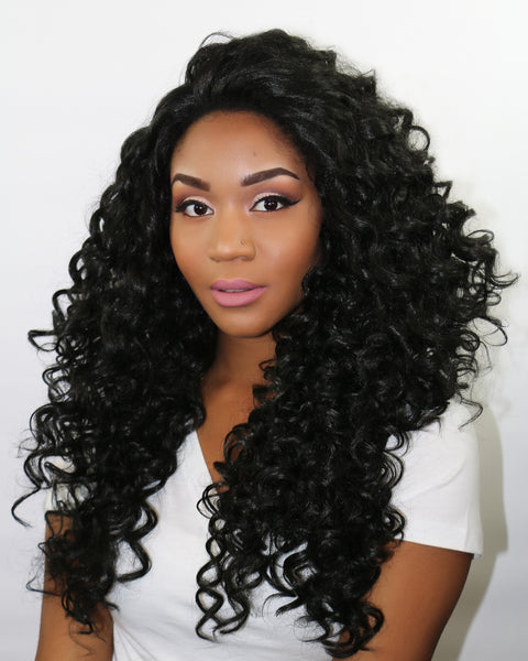Carmen SynLUXE® Wig