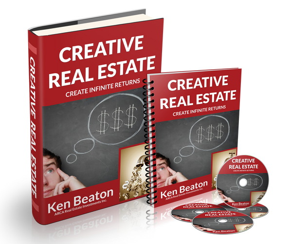 Special Offer Creative Real Estate Investing