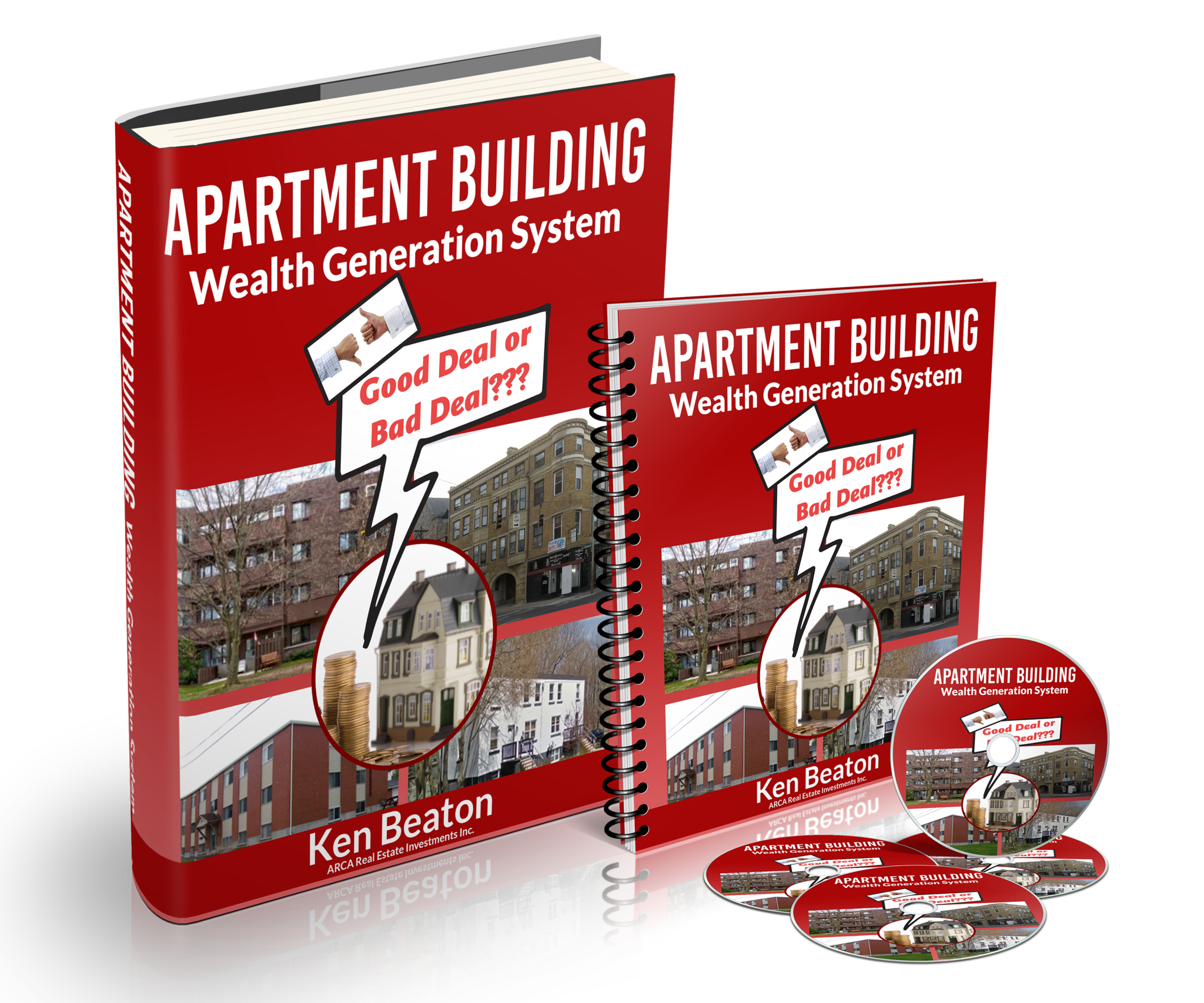 Apartment Building Wealth Generation Program