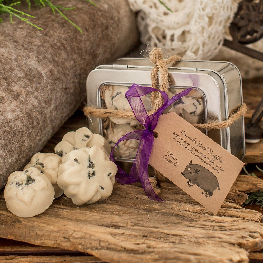 Lavender Bath Truffles-1818 Farms-The Bugs Ear