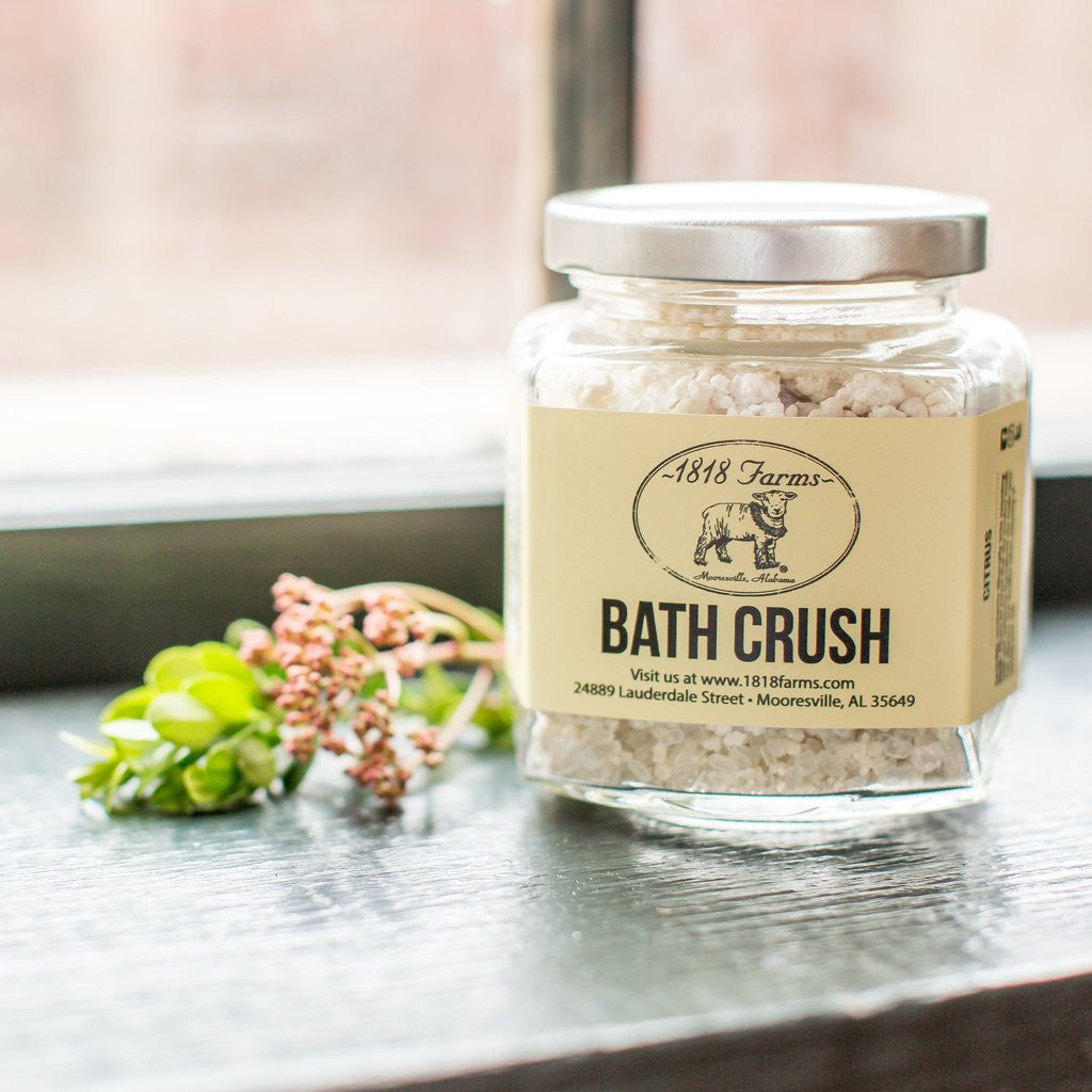 Citrus Bath Crush-1818 Farms-The Bugs Ear
