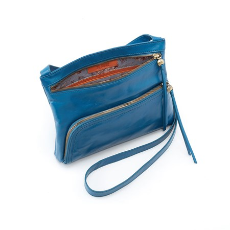 Hobo Cassie Leather Crossbody in Bayou-Hobo-The Bugs Ear