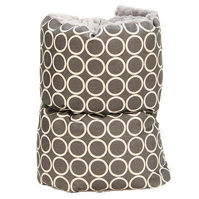 Pello Majestic/Gray Comfy Cradle-Pello-The Bugs Ear