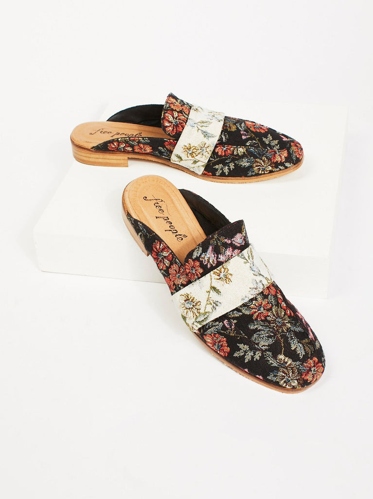 Free People Brocade At Ease Loafer-Free People-The Bugs Ear