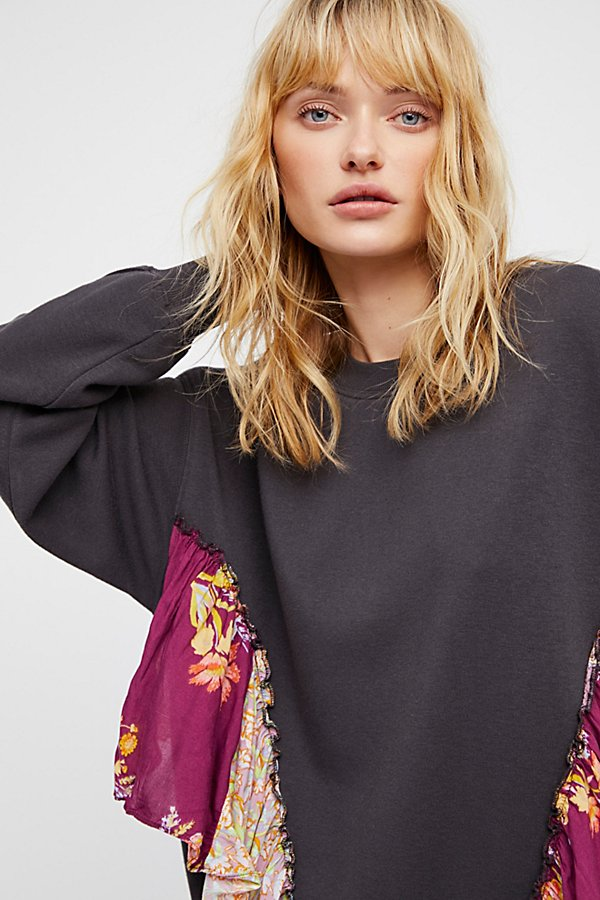 Free People She's Just Cute Pullover-Free People-The Bugs Ear