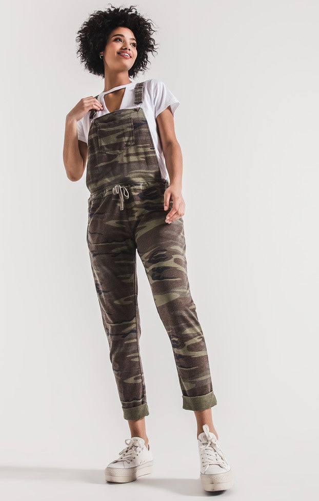 Z Supply The Overalls in Camo-Z Supply-The Bugs Ear