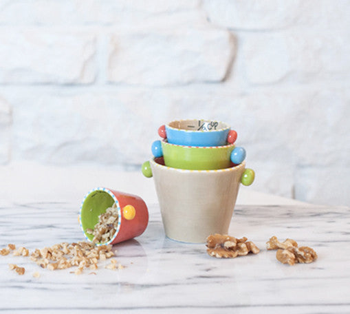 Coton Colors Measuring Cups Set of 4-Coton Colors-The Bugs Ear
