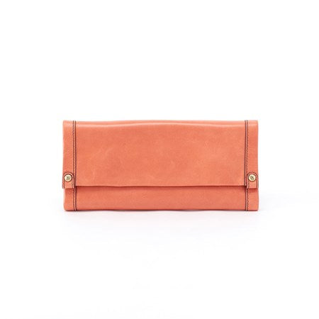 Hobo Fable Wallet in Dusty Coral-Hobo-The Bugs Ear