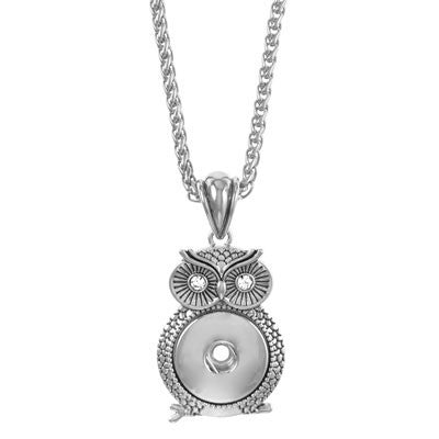 Ginger Snaps Owl Necklace-Ginger Snaps-The Bugs Ear