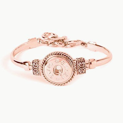 Ginger Snaps Rose Gold Enchantment Bracelet-Ginger Snaps-The Bugs Ear