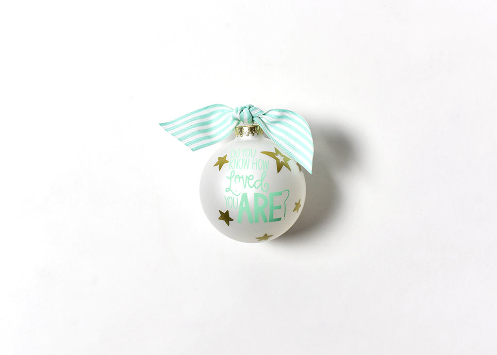 Coton Colors Twinkle Twinkle Little Star Glass Ornament-Coton Colors-The Bugs Ear