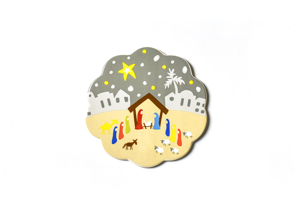 Happy Everything Big Rejoice Nativity-Coton Colors-The Bugs Ear
