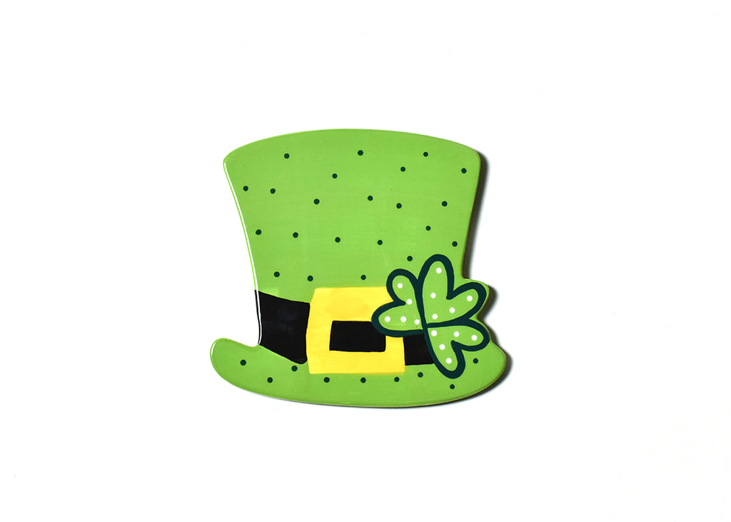 Happy Everything Big Leprechaun Hat Attachment-Coton Colors-The Bugs Ear