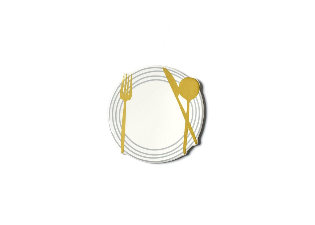 Happy Everything Dinner Party Plate Mini Attachment-Coton Colors-The Bugs Ear