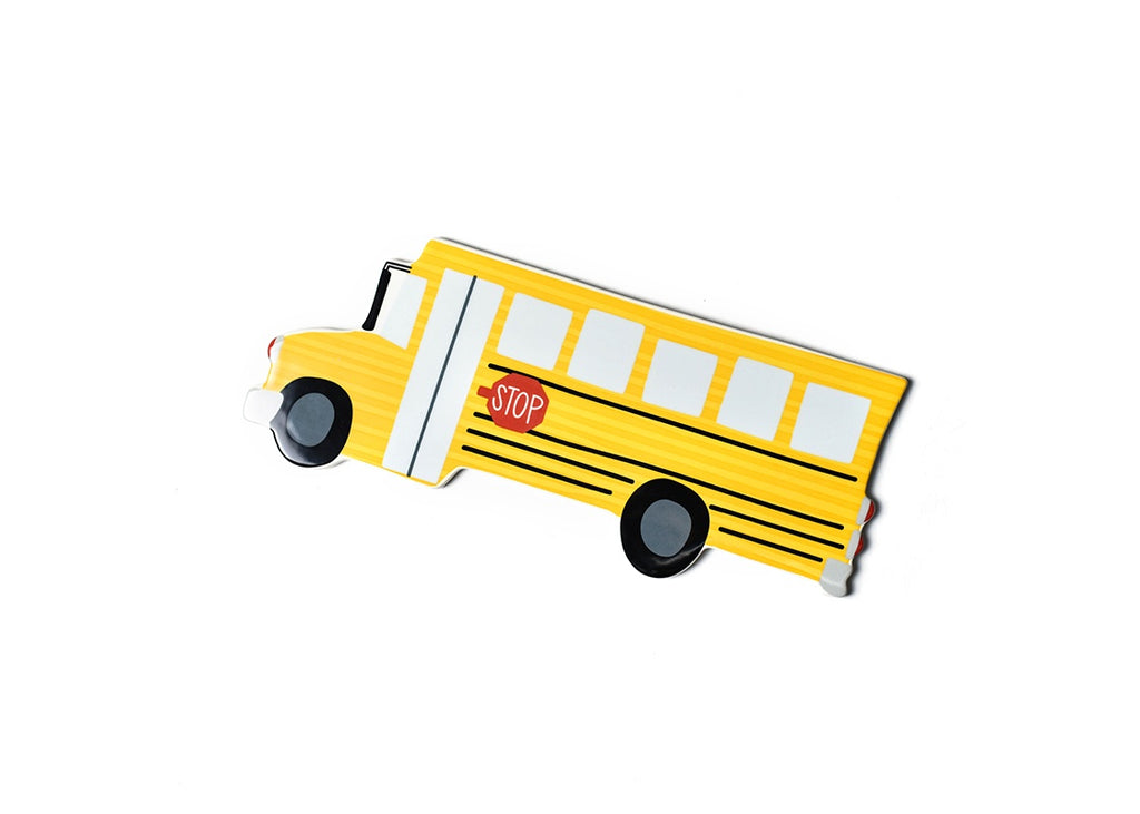 Happy Everything School Bus Big Attachment-Coton Colors-The Bugs Ear