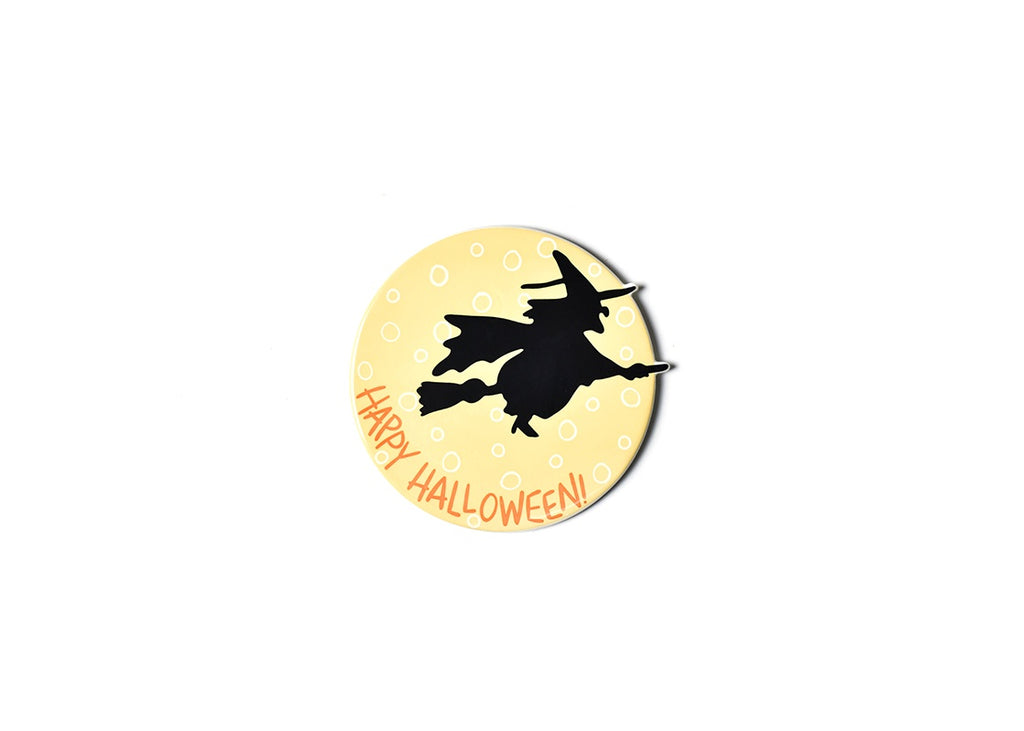 Happy Everything Witch Broom Mini Attachment-Coton Colors-The Bugs Ear