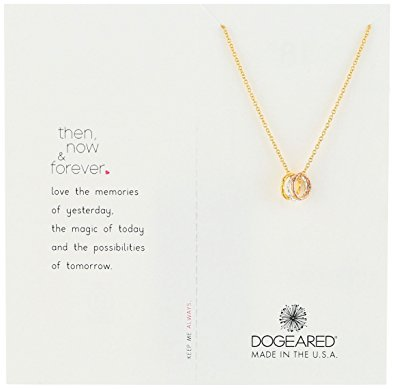 Dogeared Then Now and Forever in Gold-Dogeared-The Bugs Ear