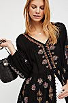 Free People The Arianna Embroidered Tunic-Free People-The Bugs Ear