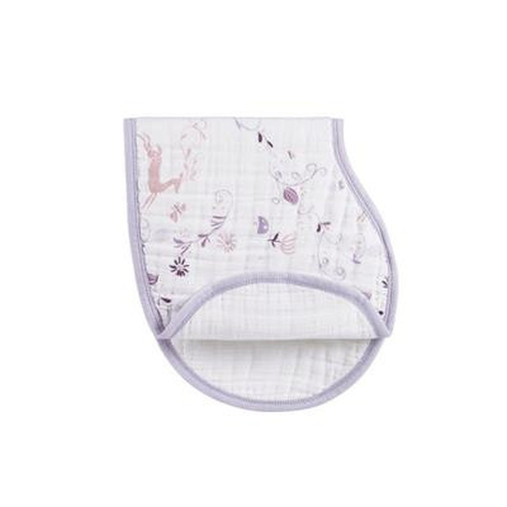Aden and Anais Organic Burpy Bib Once Upon a Time-Aden + Anias-The Bugs Ear