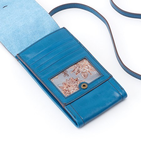 Hobo Token Wallet Crossbody in Bayou-Hobo-The Bugs Ear