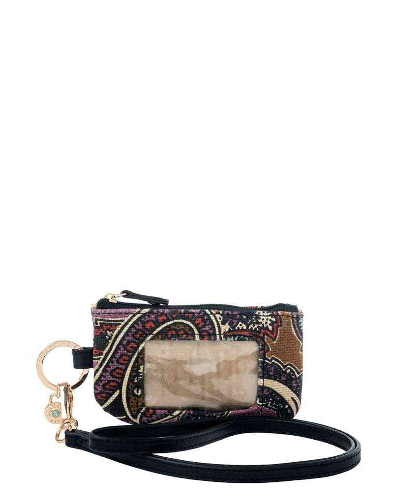 Spartina Cora Lanyard ID Pouch-Spartina-The Bugs Ear