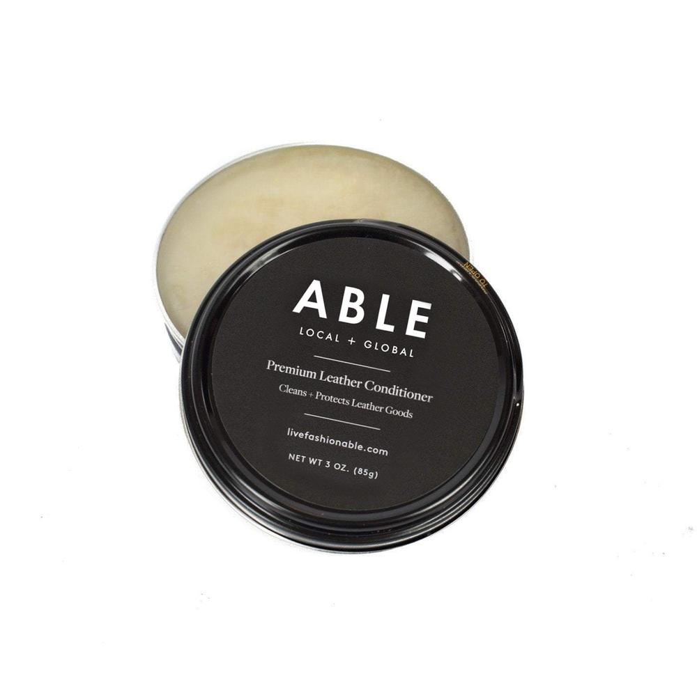 ABLE Leather Conditioner-ABLE-The Bugs Ear