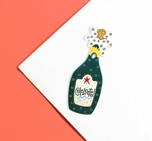 Happy Everything Champagne Big Attachment-Coton Colors-The Bugs Ear