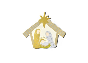 Happy Everything Neutral Nativity Big Attachment-Coton Colors-The Bugs Ear