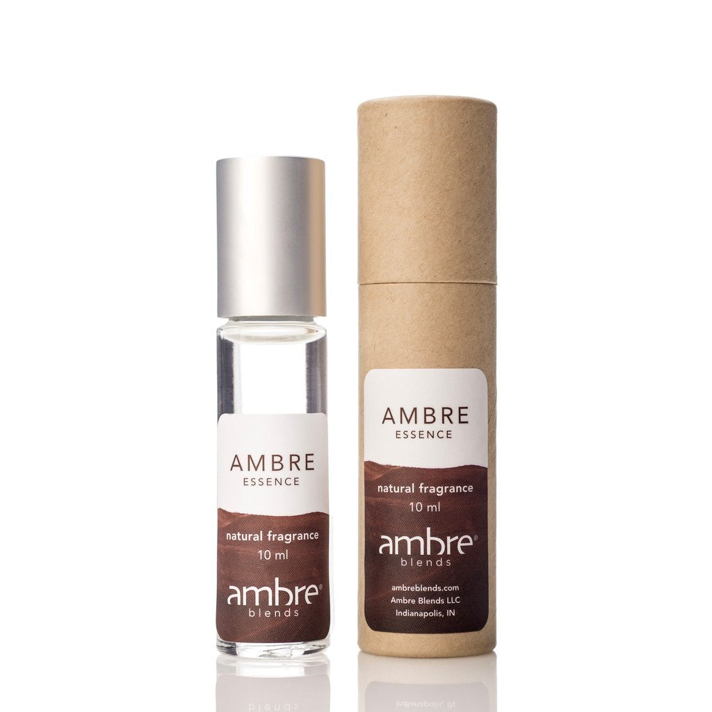 Ambre Pure Essence Oil Roll-on in 5 Scents-Ambre Oil-The Bugs Ear
