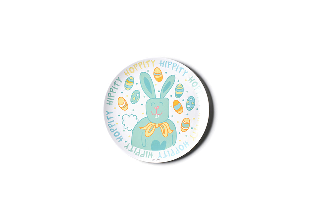 Coton Colors Easter Bunny Hippity Hoppity Melamine Dinner Plate-Coton Colors-The Bugs Ear