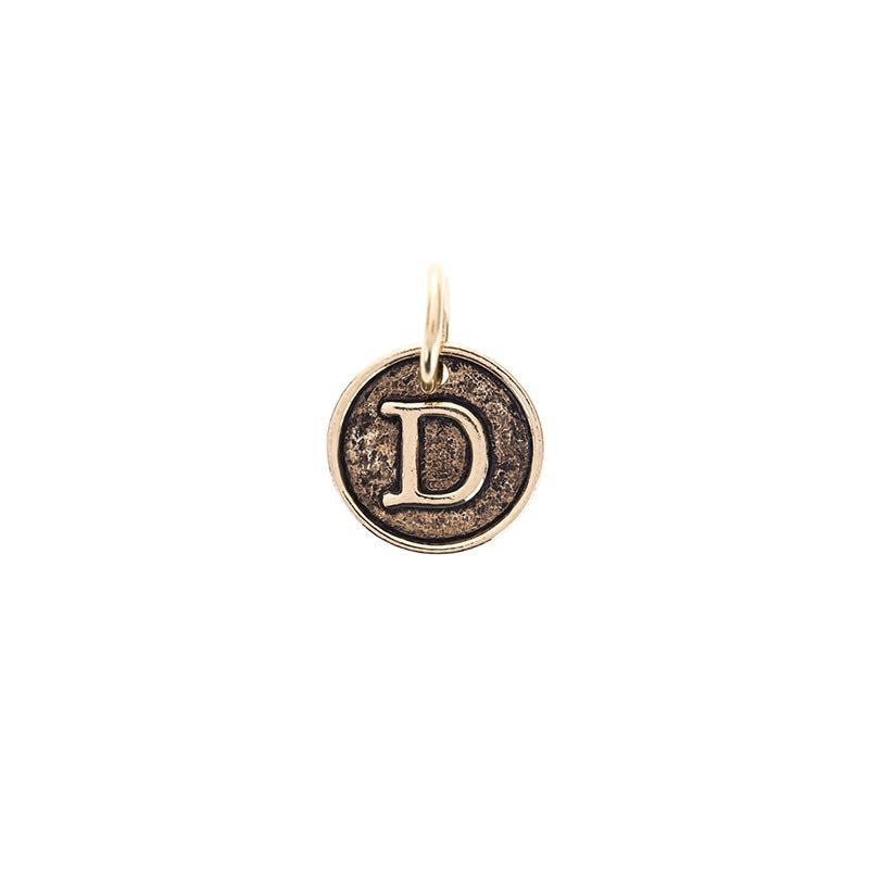 Benny and Ezra Monogram Pendant D-Benny and Ezra-The Bugs Ear
