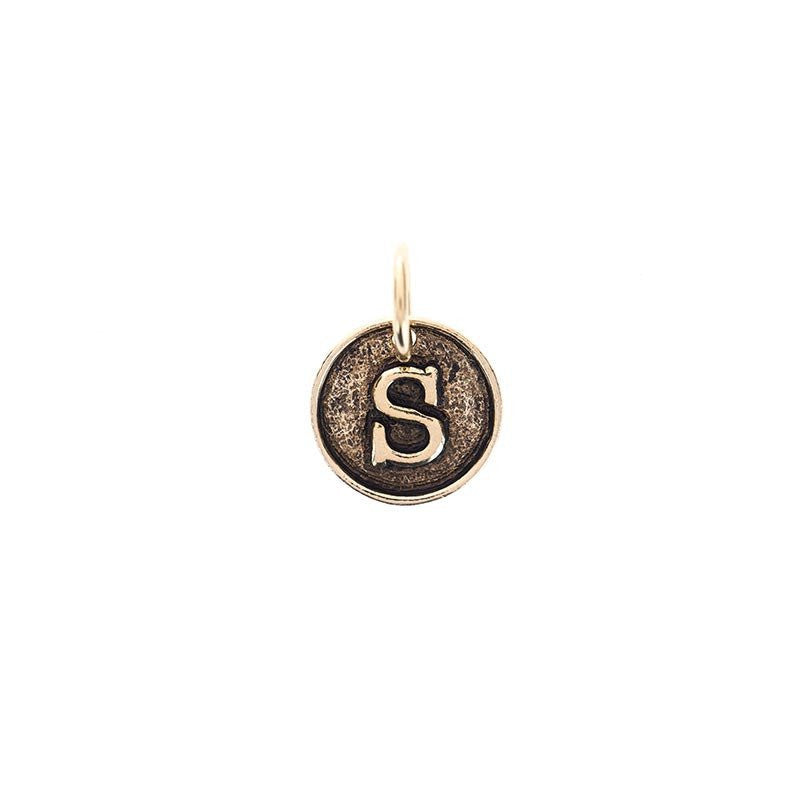 Benny and Ezra Monogram Pendant S-Benny and Ezra-The Bugs Ear