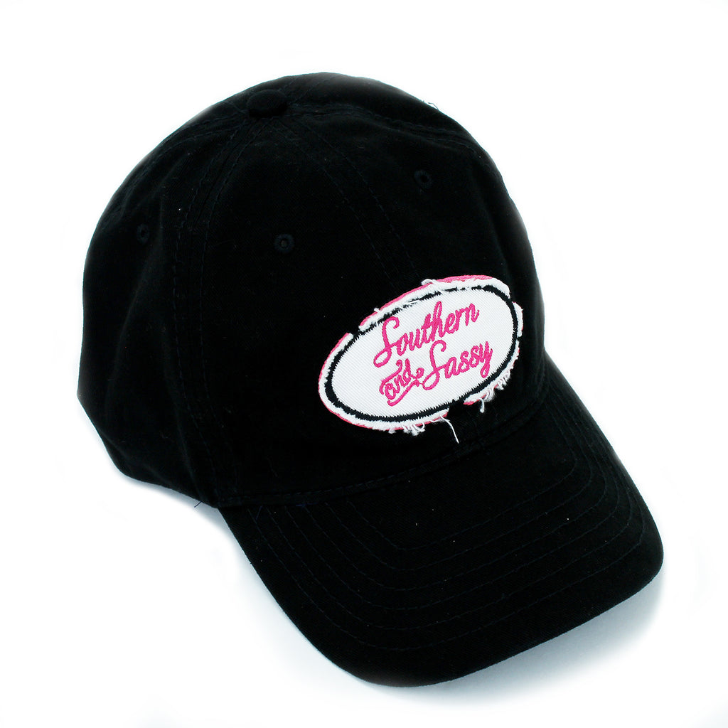 Southern Sassy Baseball Cap-Mary Square-The Bugs Ear