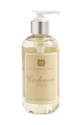 Cashmere Hand Wash 8.25 oz-Hillhouse Naturals-The Bugs Ear