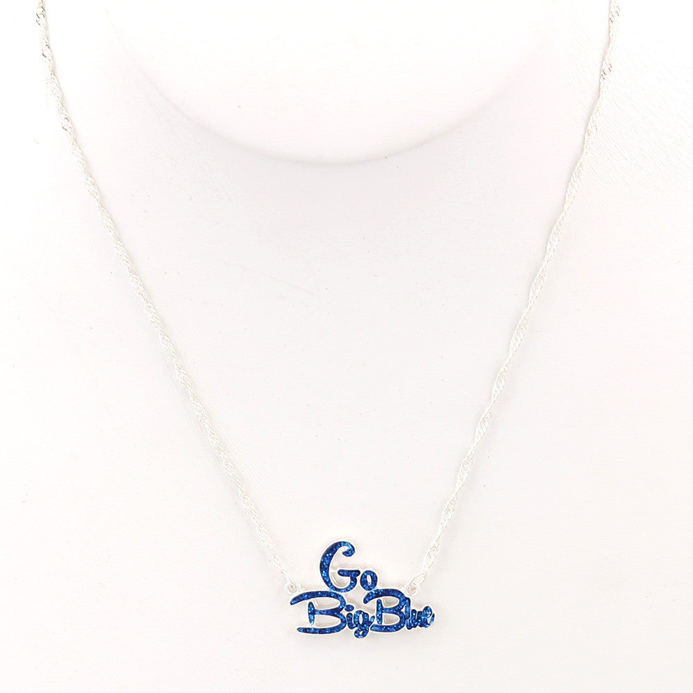 Kentucky Slogan Necklace-Seasons Jewelry-The Bugs Ear