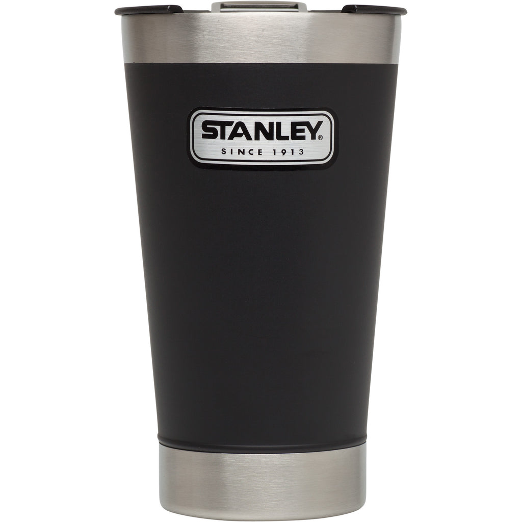 Stanley Classic Vacuum Insulated Cold Pint Black 16oz-Stanley-The Bugs Ear