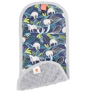 Pello Sammy Burp Cloth-Pello-The Bugs Ear