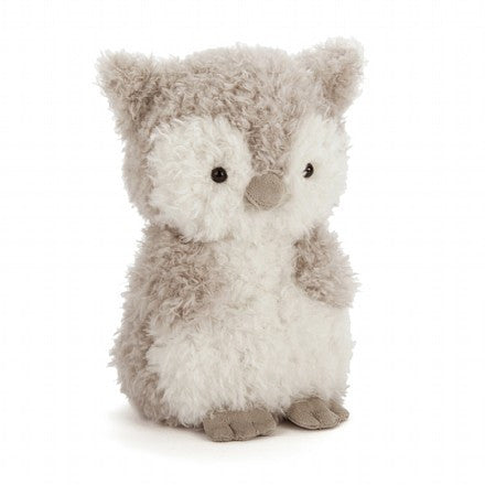 Jellycat Little Owl-Jellycat-The Bugs Ear