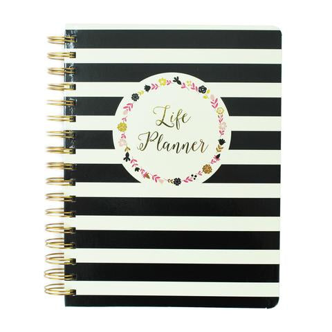 Lola Inspirational Life Planner-Mary Square-The Bugs Ear