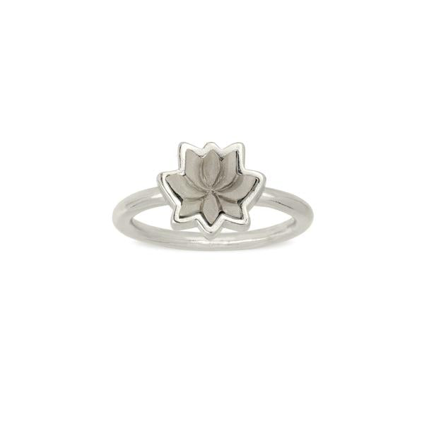 Luca and Danni Lotus Ring-Luca + Danni-The Bugs Ear